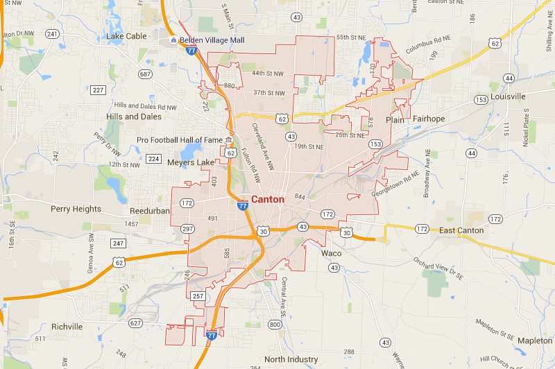 Canton, Ohio