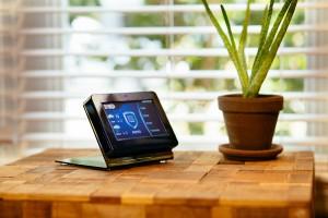 DMP touchscreen