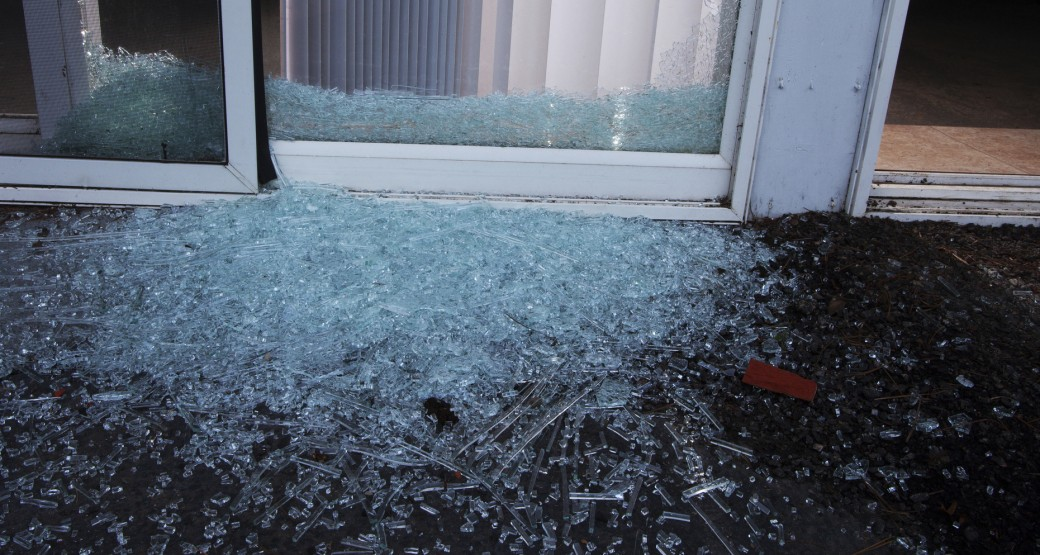 Don't Let Thieves Slide Right In — Secure Those Sliding Glass Doors!