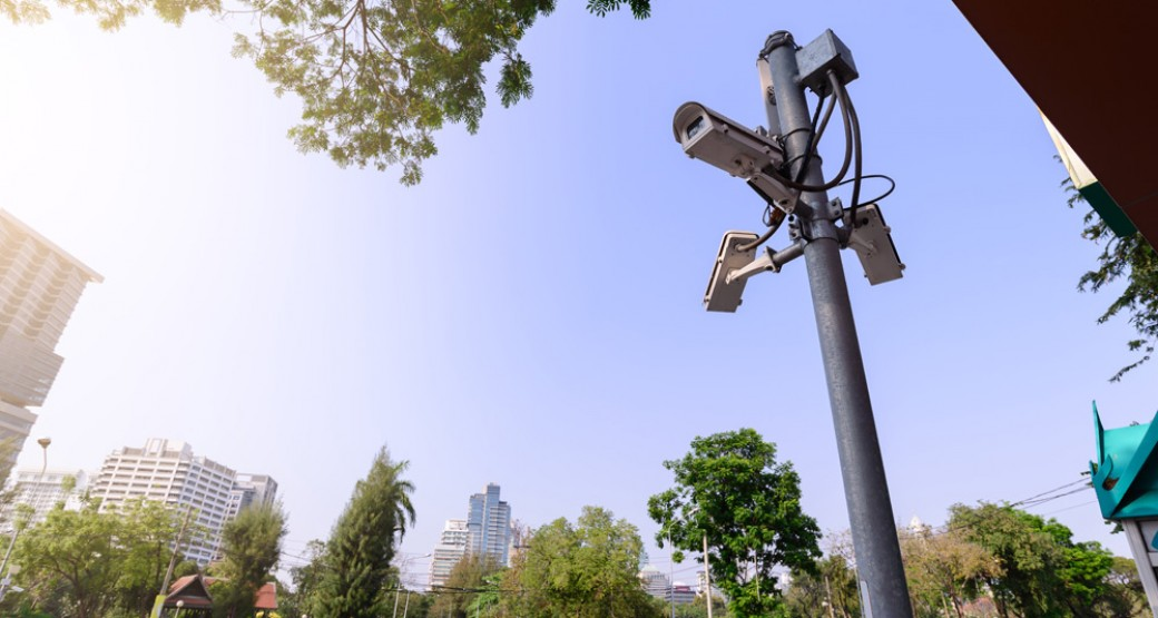 How Security Cameras for Cities Can Make the Streets Safer