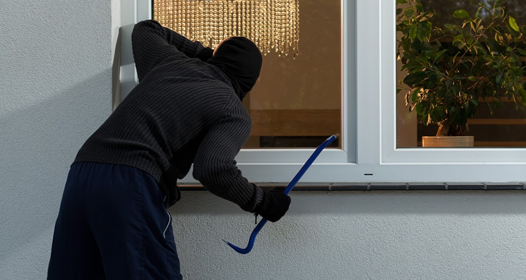 Don't Be a Target: The Keys to Discouraging Home Break-Ins