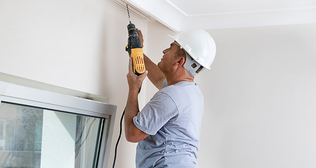 Security Tips for When There Are Contractors Alone in Your House
