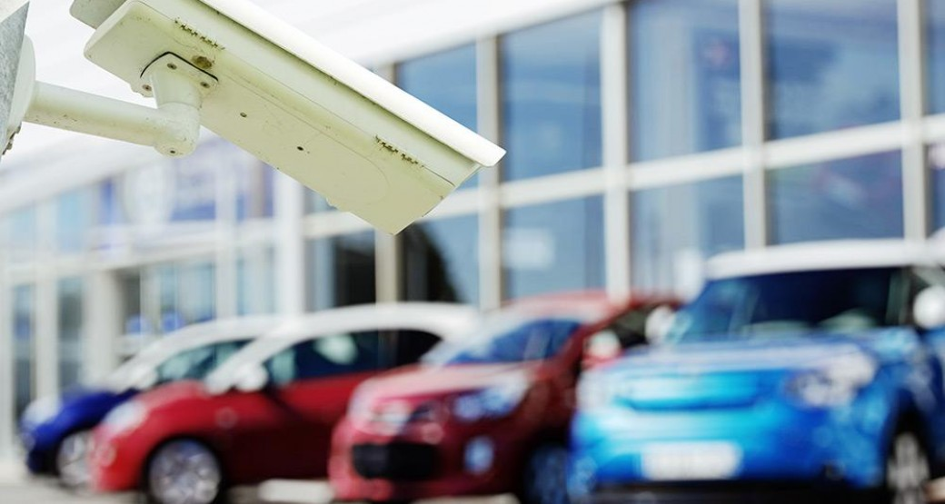 Security for Auto Dealerships: How to Keep Your Lot and Vehicles Secure