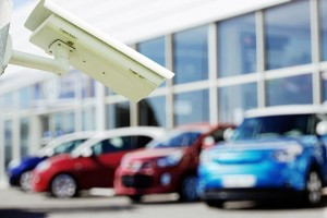 security for auto dealerships
