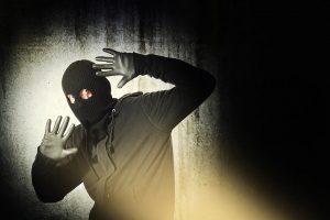 lights to deter burglars