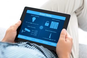 home security and home automation