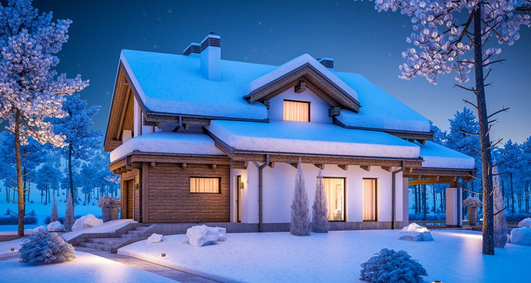Prepare for the Cold and Snow With These Winter Home Maintenance Tips