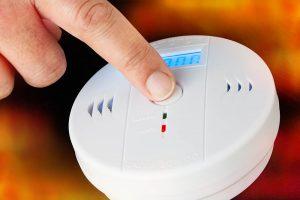 installing carbon monoxide detectors