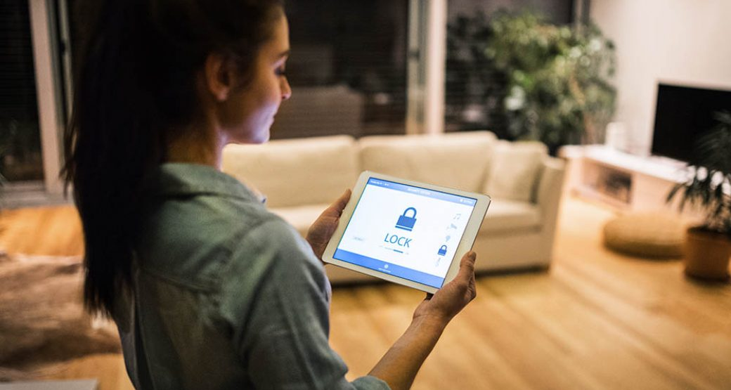 Smart Home Security — Staying Connected AND Safe