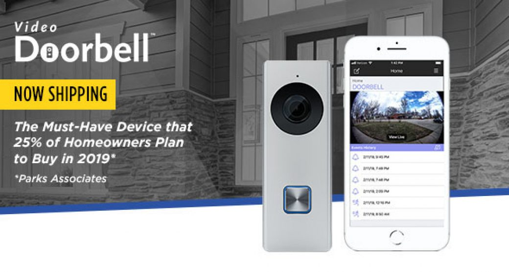 A Look at the New DMP Video Doorbell