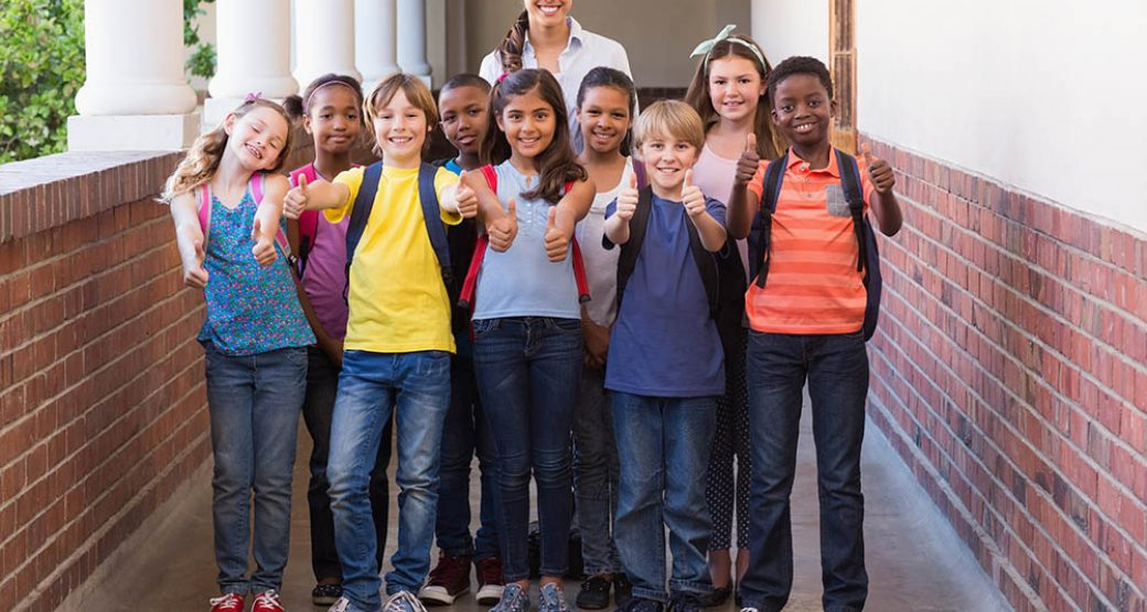 Securing K-12 with Grade School Security Solutions