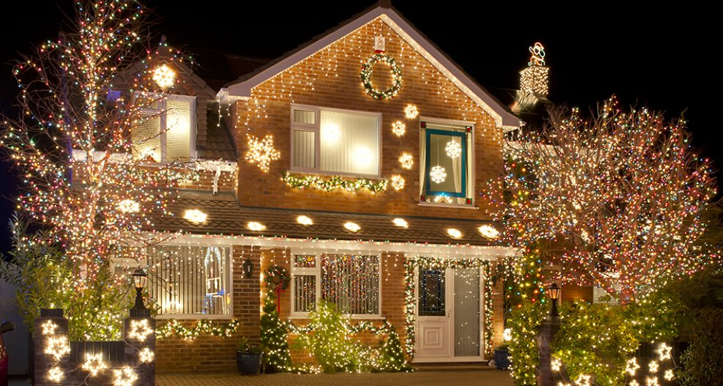 Make the Season Bright With These Holiday Home Security Tips