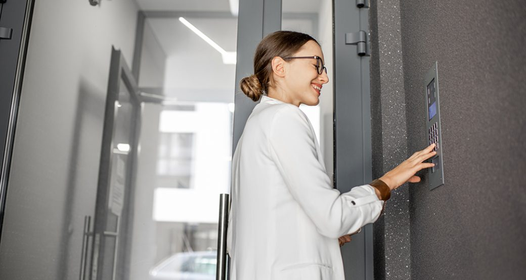 Adding Commercial Access Control to Your Business Security System