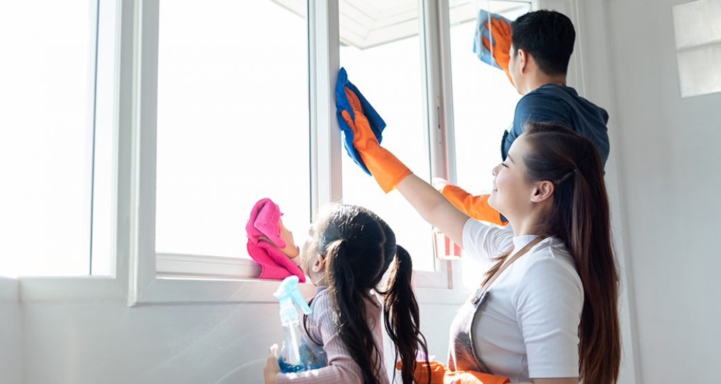 Security Focused Spring Cleaning: Keep Your Home Safe and Clean!