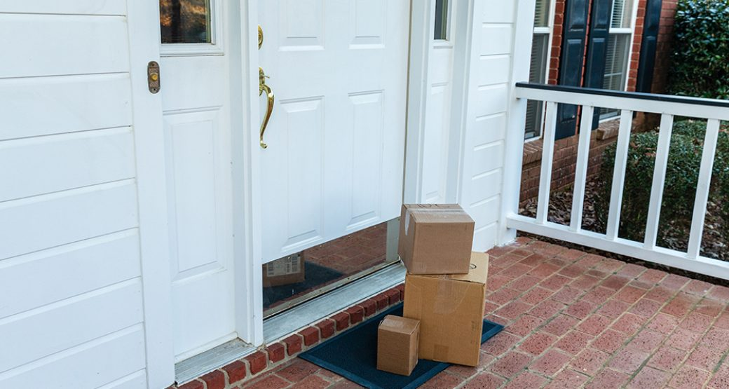 Safe and Secure Home Deliveries