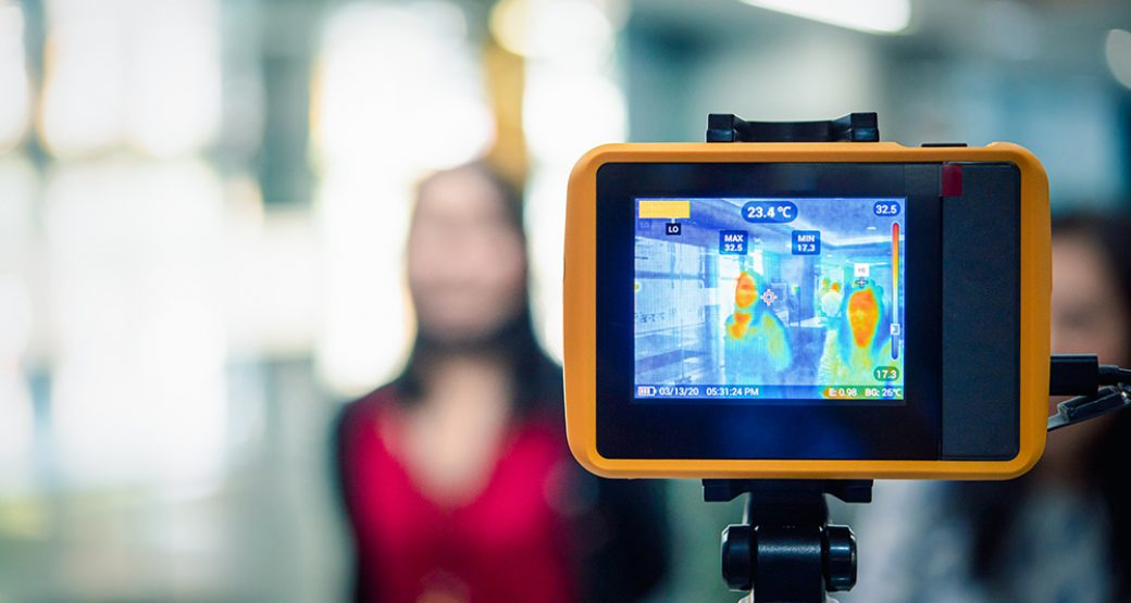 How Thermal Cameras for Businesses Can Keep Employees and Customers Safe