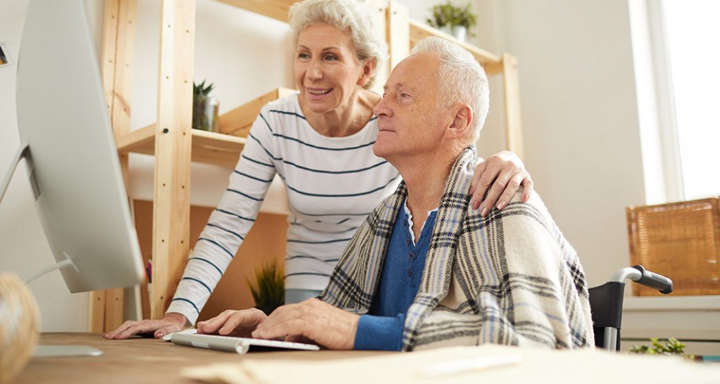 Home Security for Seniors and Other Elderly or Immobile Family Members
