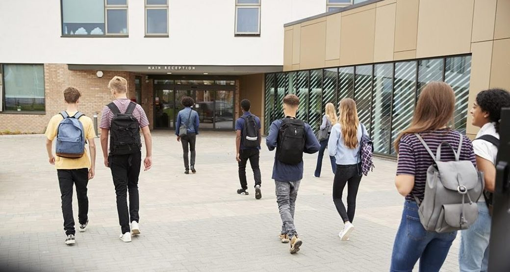 School Safety Technology for a Post-COVID World